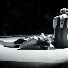 Press On by Jeremy Lanthorn - Sports & Fitness Other Sports ( osaa, roseburg, varsity, primeville, #wrestling, the dual, crook county, 6a, wrestling, 4a )