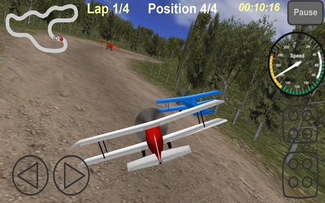 Plane Race 2 Games