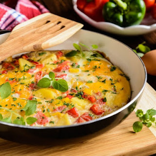 Moosewood Restaurant'S Simple Frittata Recipe