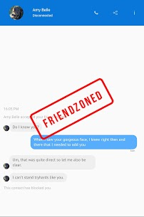 Friendzoned : Sms Game App Download For Android and iPhone 5