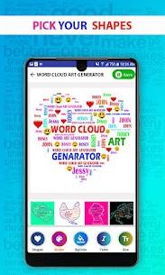 Descargar Word Cloud Art Generator para PC ✔️ (Windows 10/8/7 o Mac) 1