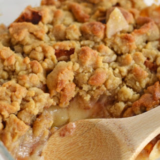 Apple Crumble Recipe Featuring SweetLeaf ® Organic Stevia.