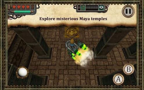CrumbleRamble: first adventure screenshot