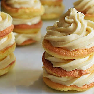 Mini Vanilla Cake Recipes.