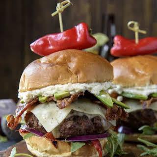 The Bettah Feta Burger.