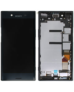 Xperia XZ Premium Display Original Black