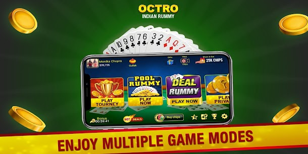 Indian Rummy (13 & 21 Cards) by Octro 3