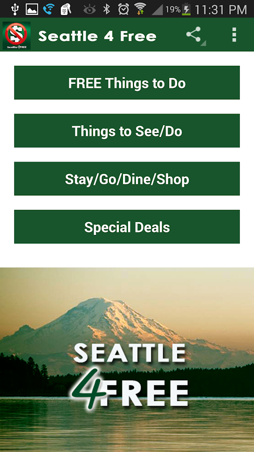 Seattle 4 Free-Things 2 See/Do- screenshot