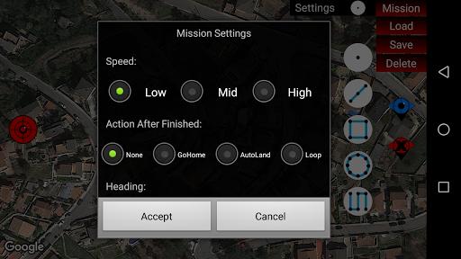 Red Waypoint para Drones DJI (Spark compatible!) screenshot 3
