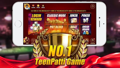 KKTeenPatti screenshots 1