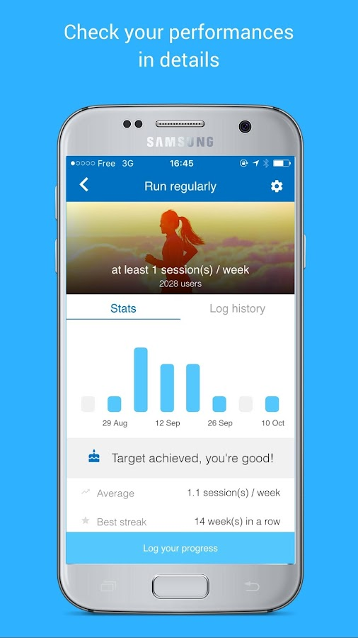 goalmap - SMART goal setting- screenshot