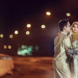 MALAY WEDDING by Abe Less - Wedding Reception