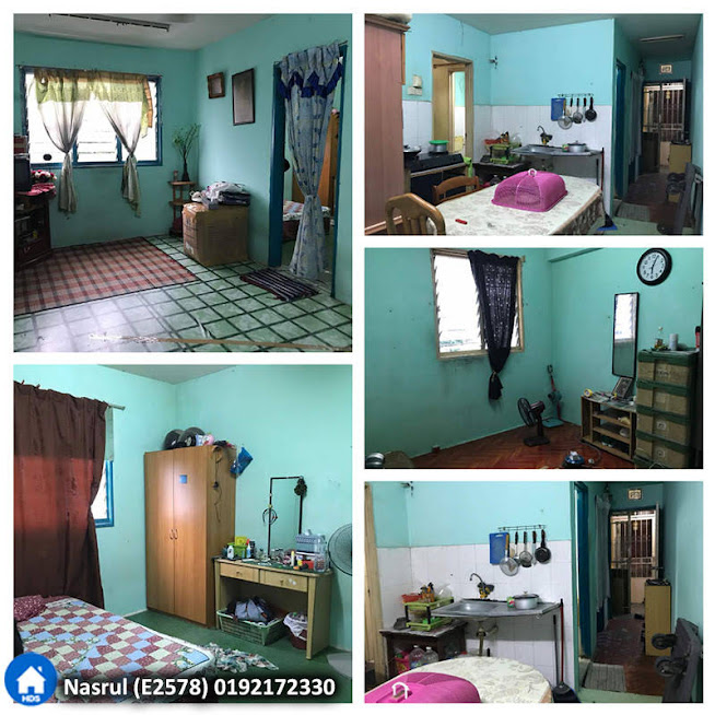 Apartment di Pangsapuri Penara (Corner) Bandar Seri Permaisuri