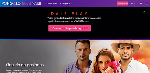 PONGALO NovelaClub - Apps on Google Play