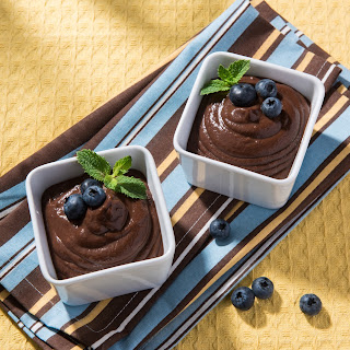 Cauliflower Chocolate Pudding
