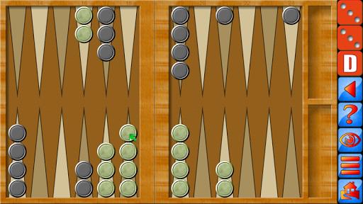 Backgammon, 2018 edition  screenshots 2