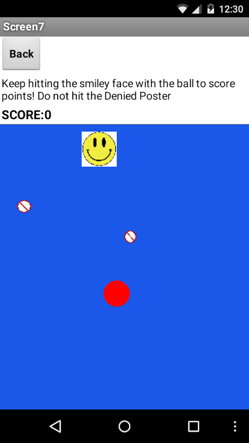 Smiley Face Basketball 2.0 - Android Apps on Google Play