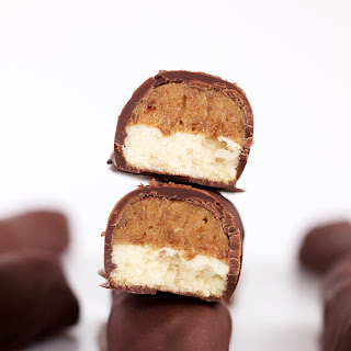 Coconut Caramel Candy Bars (vegan + GF).