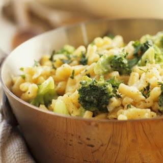 Macaroni Cheese and Broccoli Recipe