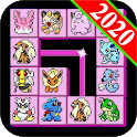 Onet Pikachu 2020 - Connect Animal Classic icon
