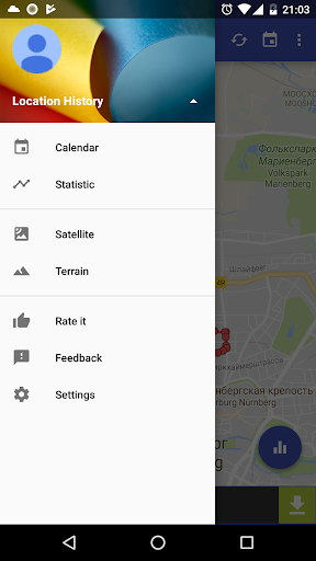 Location History 2.3.9 screenshots 4
