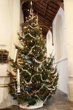 Photo: Grote of Barbarakerk, Culemborg - Eerste Kerstdag - Kleding: Willie van der Zwaard - Foto's: Dik Hooijer