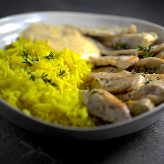 Rice With Chicken Sauce Recipes