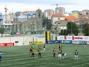 Photo: 21/10/12 v Racing Club de Ferrol (Tercera División Group 1) 1-0 - contributed by Leon Gladwell