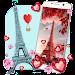 Love in Paris Live Wallpaper Icon
