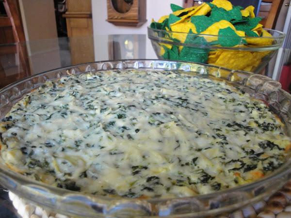 Artichoke And Spinach Dip Recipe
