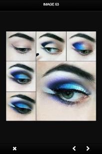 Oční make up krok za krokem - náhled