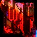 Cubes 3D Video Wallpaper icon