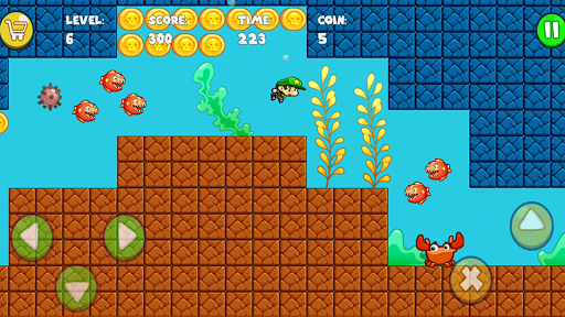 Bob's World - Super Run screenshot 2