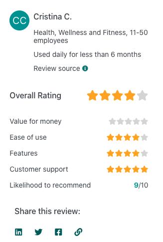 getapp reviews