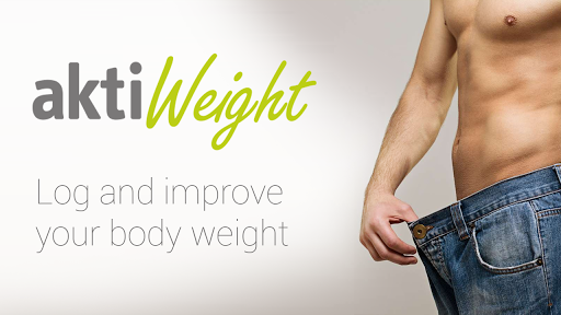 Weight Tracker aktiWeight for PC