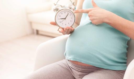 Mẹ bầu không thể bỏ qua những hiện tượng chuẩn bị chuyển dạ