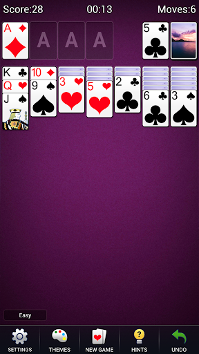 Solitaire - Klondike Solitaire Free Card Games apktram screenshots 3