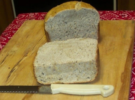 POLISH SAUERKRAUT RYE BREAD..a Bread Machine Recipe
