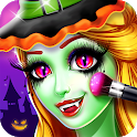Halloween Makeover - Spa & Salon Game icon