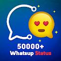 50000+ Whatsup Status Latest icon