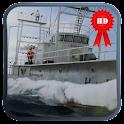 Ship the Sea 3D Live Wallpaper icon