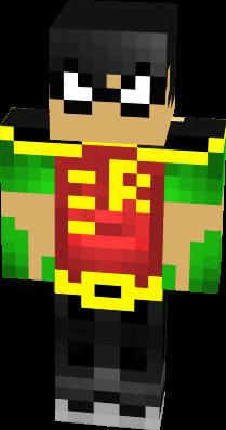 Robin Teen Titans Skin