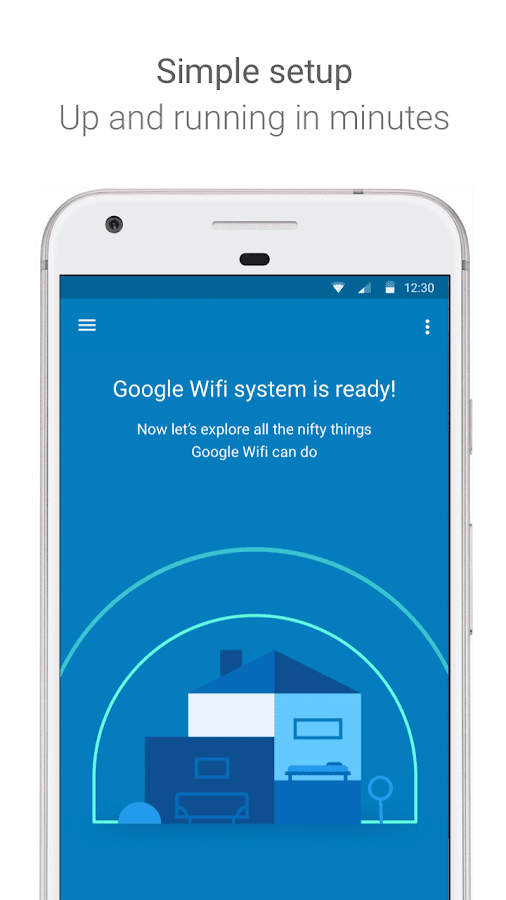 Google Wifi- screenshot