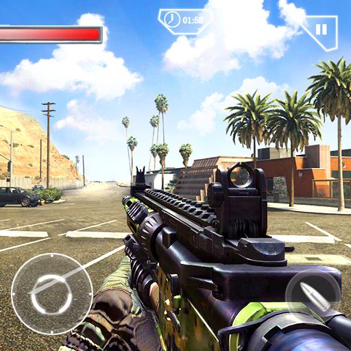 Critical strike Counter Shooter