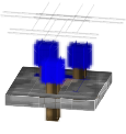 Blue Redstone Comparator
