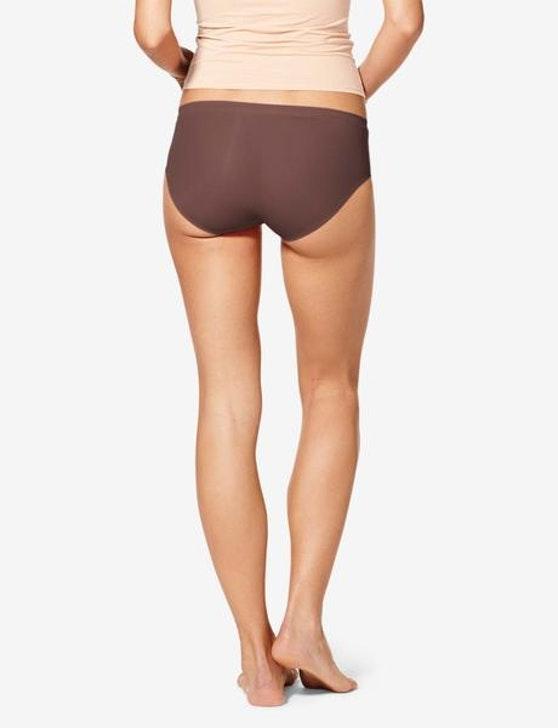Tommy John Women's Air Mesh Brief, Neutral 5 Pack to wear under leggings