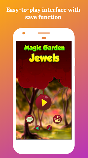 Magic Jewel Garden