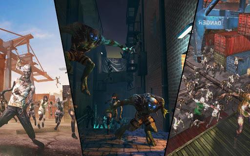 ZOMBIE SHOOTING SURVIVAL: Offline Games apkdebit screenshots 8