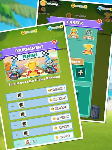 Cubes Rush-Wonder Park screenshot 13