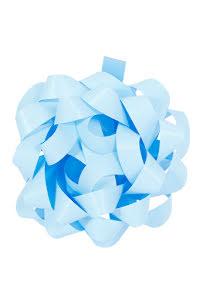 Babyshower paketdekoration, blå